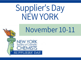 supplier's day NY event