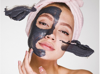 mud masks for facial care